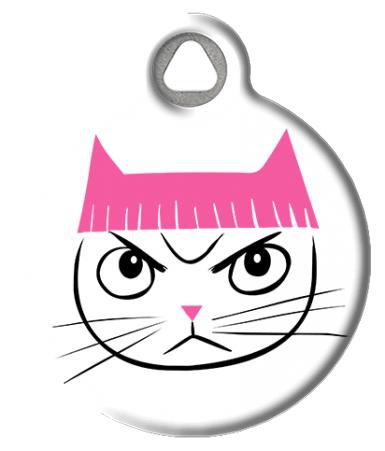 Custom Cat Tags