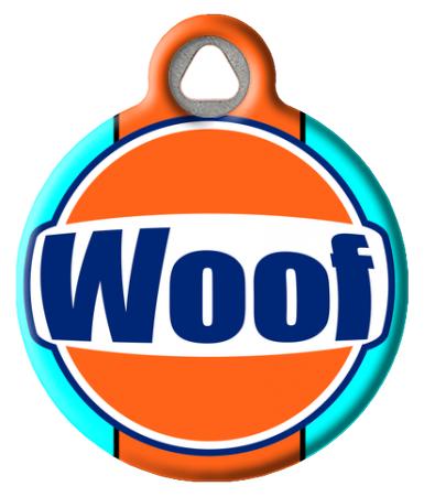 Woof Livery Racing Stripe