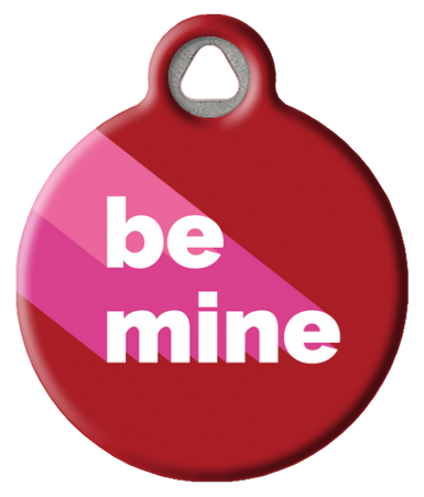Be Mine Pet I.D. Tag