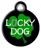 Lucky o' the Irish Dog ID Tag
