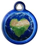 Love the Earth Pet Name Tag