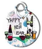 Yappy New Ear Pet ID Tag