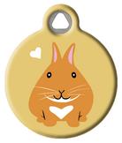 Netherland Dwarf Bunny ID Tag