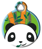 Lupine Panda Land Pattern ID Tag