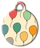 Luftballoons Pet ID Tag
