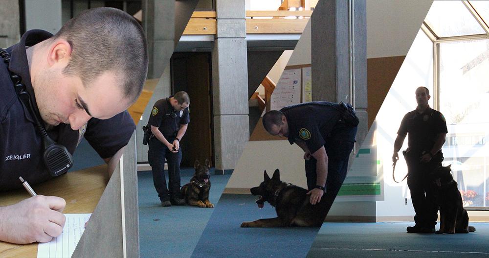 Officer Zeigler and Zar